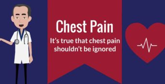Chest Pain - Should I Go To The ER?
